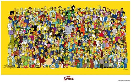 Vsechny postavy, které se objevili v serialu